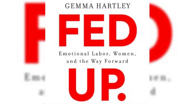 Best relationship books - Fed Up by Gemma Hartley