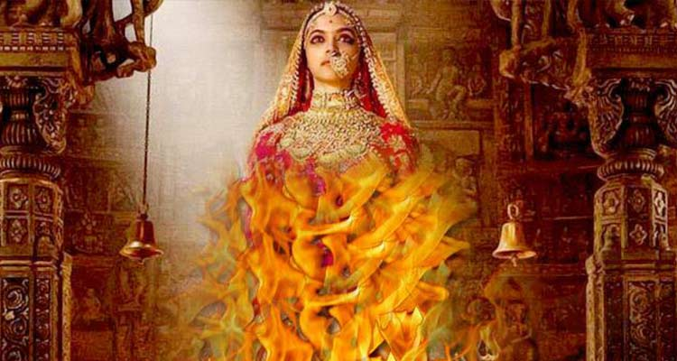 the valiant queen led all the women of Chittor through a secret passage to the Jauhar Kund.