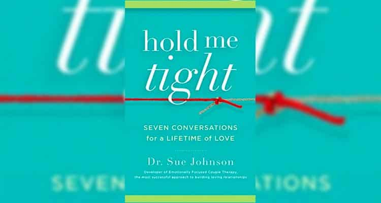 Best relationship books for couples - Hold Me Tight