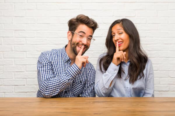 casual dating rules include not broadcasting it to everyone