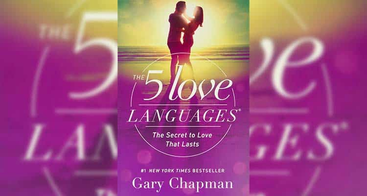 Best relationship books - 5 Love Languages by Gary Chapman