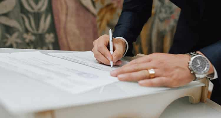 For the marriage registration, you will require important documents such as your age and address proof