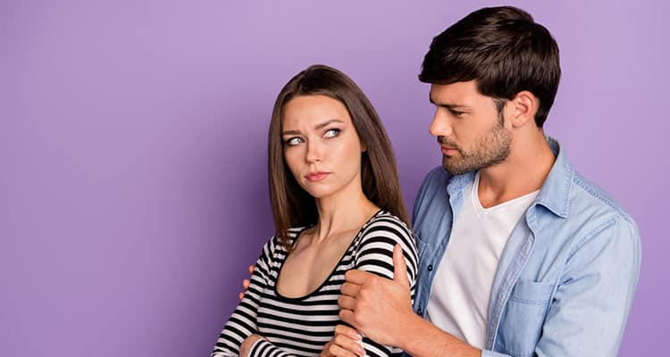how to deal with a manipulative husband
