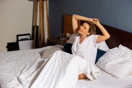 A sleep divorce could mean a good nights rest