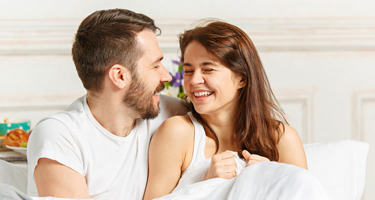 Try to be more sensitive and understanding towards your partners