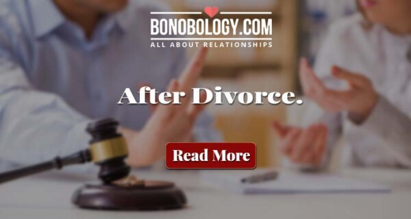 Recover from divorce