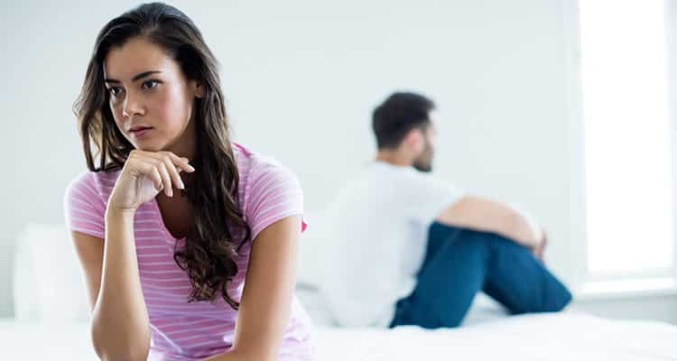 Dangers of dating a married man - you'll never come first