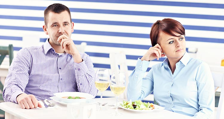 complacency in marriage