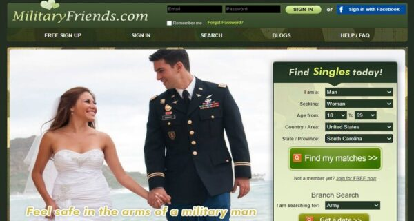 dating sites for military singles