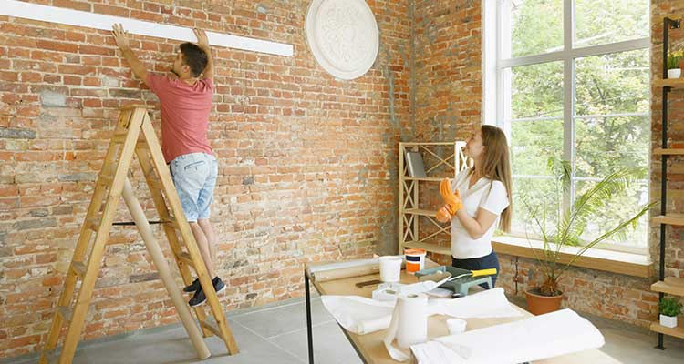 decorating tips for couple moving in together