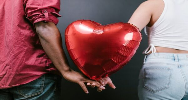 signs of deep love from a woman